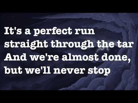 Crooked Colours • Perfect Run (Lyrics)