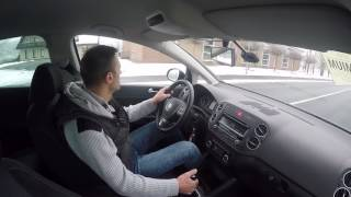 Probefahrt - Volkswagen Golf VI Plus Style