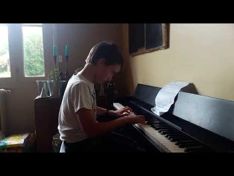 Vidéo - Classe de Piano II