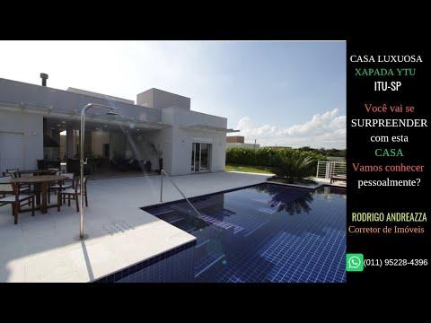 R$6.500.000,00|Mansão no Vila Real em Itu SP|Rodrigo Andreazza