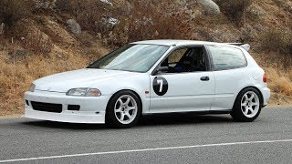 Download Video B18C Swapped EG Civic is the Pinnacle Golden Era Honda MP3 3GP MP4