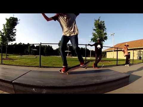 Jacob Parson at Deerlick skatepark