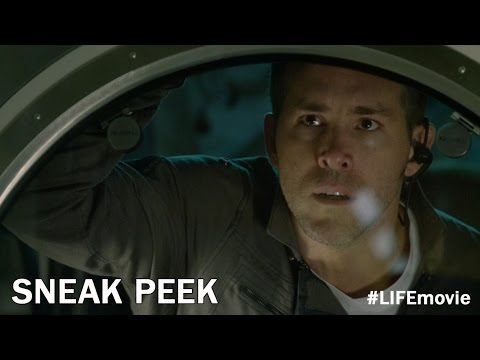 Watch: Two Minutes Of Pure Space Anxiety In This Extended Clip For 'Life'
