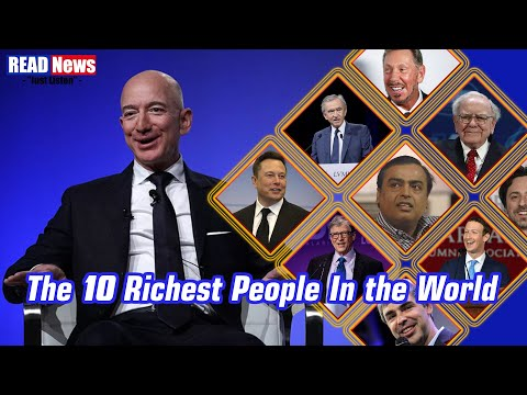 List 10 Richest People In The World