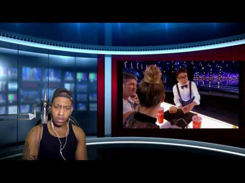 Jeki Yoo: Magician Amazes With Hidden Card Trick - America's Got Talent 2017 - WOW Reaction😮 (видео)
