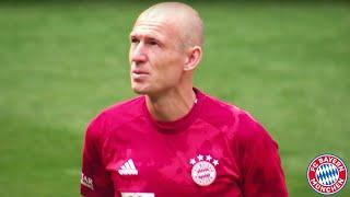 """Forever a Bavarian"" - Arjen Robben Bids Farewell to FC Bayern"