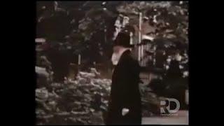 Vintage Footage: Documentary on Lubavitch 5733 - 1972