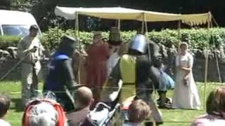 preview picture of video 'Beeston Castle Tournament 1'