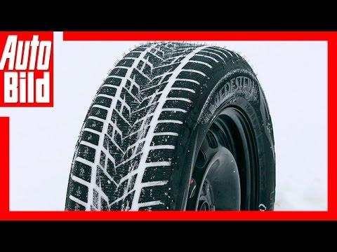 Winter-Reifen Test (2016) - so testet Autobild!