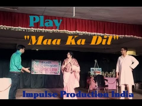 Play-(role of the Father) do watch till the end