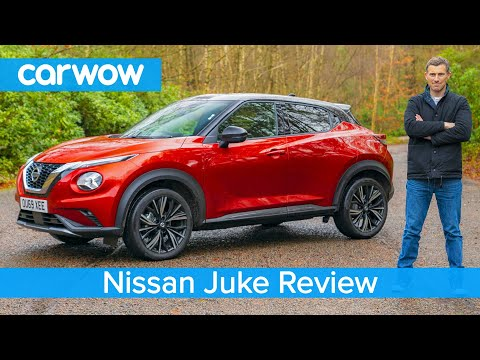 The new Nissan Juke is WAY better than you think! REVIEW.