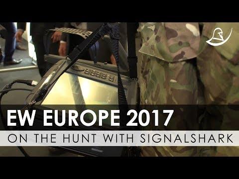 SignalShark Outdoor Unit - Ferngesteuerter Echtzeit-Analysator