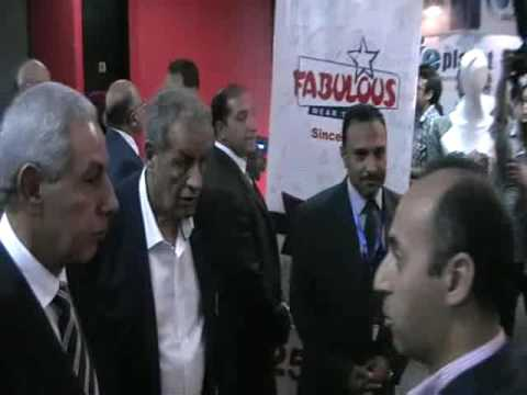 تحت رعاية رئيس مجلس الوزراء وزير التجارة والصناعة يفتتح المعرض الدولى الخامس عشر للفرنشايز