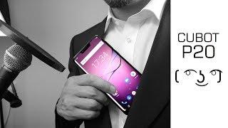 Cubot P20 - Huawei P20 Clone für 150€ ?! - Kurztest - Moschuss.de