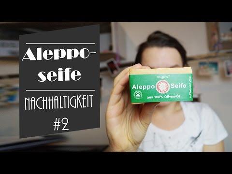 Alepposeife | Anwendung & Tipps | Nachhaltigkeitsserie #2