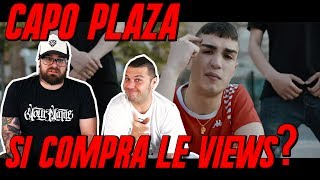 CAPO PLAZA   ALLENAMENTO 3 |LE VIEWS COMPRATE? |  REACTION | ARCADEBOYZ