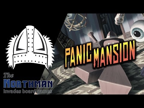 The Northman invades Panic Mansion