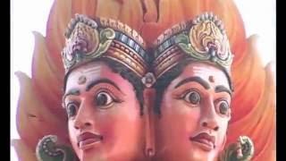 Sri Maha Prathyangira Devi Temple Sholinganallur (Old Video From TV)