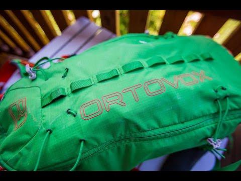 Testbericht Ortovox Trad 35 (Kletterrucksack)