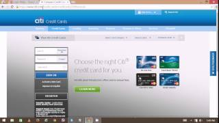 Citicard  Login - Citibank Login problem | Citibank Online