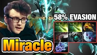 Miracle- Juggernaut ARCANA Bladeform Legacy 8 Slotted x2 Butterfly Dota2