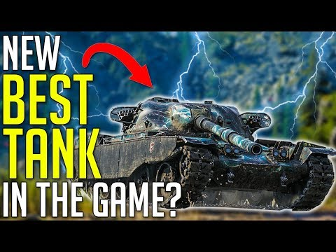 New BEST Tank in The Game? • T95/FV4201 Chieftain ► World of Tanks Chieftain Gameplay