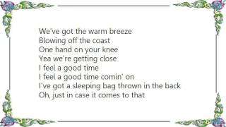 Chuck Wicks - Good Time Comin' On Lyrics