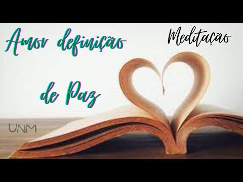 Meditao - Amor definio de paz......   (love definition of peace)