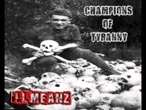 "ill Meanz - ""The Humanitarian with the Guillotine"""
