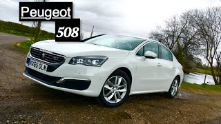 2016 Peugeot 508 Review - Inside Lane