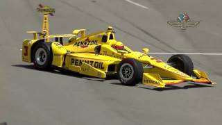 IndyCar - Indianapolis 500 2016 Practice day 1 FULL