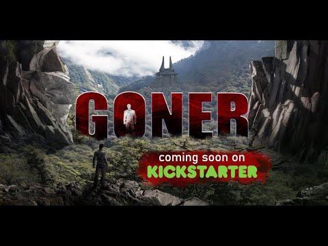Goner - Kickstarter Announcement Trailer de Goner