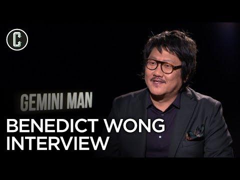 Benedict Wong Talks Gemini Man and Doctor Strange 2