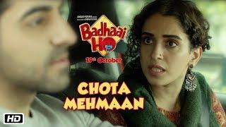 Chota Mehmaan | Badhaai Ho | In Cinemas 18th October 2018