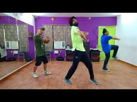 Swag Saha Nahi Jaye   Happy Phirr Bhag Jayegi   Sonakshi Sinha bollywood bhangra choreography