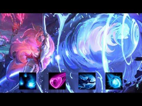 Ahri Montage #21 - God of Ahri