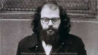Song by Allen Ginsberg (read by Tom O