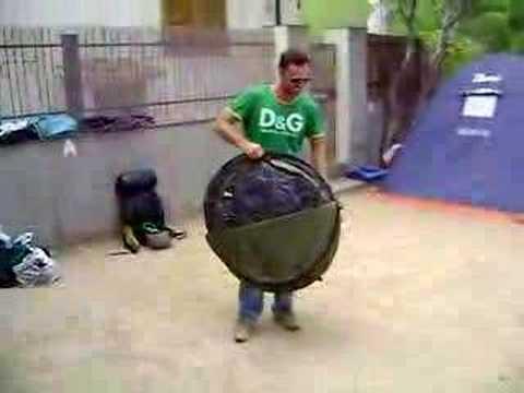 Tenda Decathlon