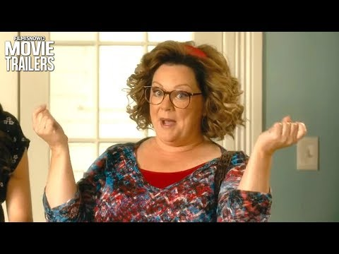 Life of the Party Trailer 2 Starring Melissa McCarthy