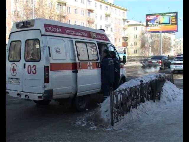 ДТП на Горького