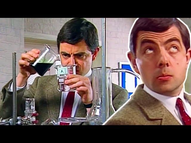 BEAN The Scientist 🥼  Mr Bean Full Episodes   Mr Bean Official