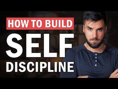 How to Be More DISCIPLINED - 6 Ways to Master Self Control ...
