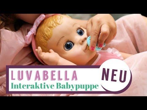 Luvabella - lernfähige Babypuppe