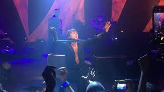 Europe Is Our Playground - Suede at Hammersmith, London 13 October 2018