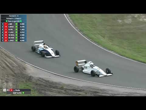 Djursland Formel 4-5 Heat 2