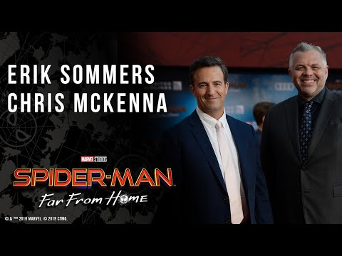 Writers Chris McKenna and Erik Sommers reveal the creative process for Spider-Man: Far From Home