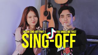 SING-OFF TIKTOK SONGS Part II (You Broke Me First, De Yang Gatal Gatal Sa) vs Mirriam Eka