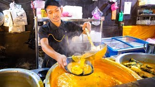 Best Malaysian Food - DREAM COME TRUE Tempoyak (Fermented Durian Curry) with Padu Beb!