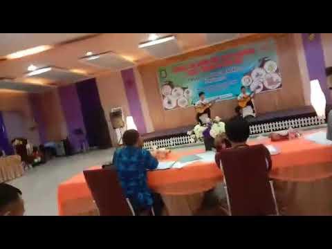 FLS2N 2019 Gitar Duet juara 1 tingkat Provinsi SMP Sint.  Carolus Bengkulu
