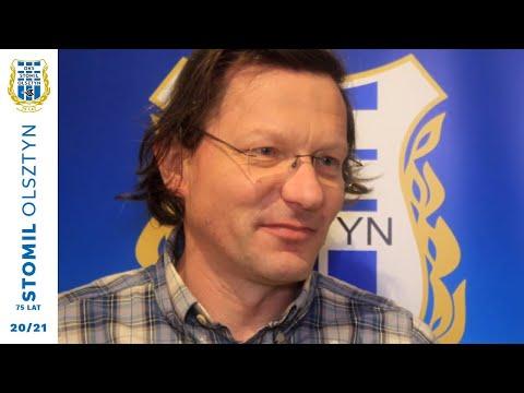Rozmowa z Markiem Brdakiem, kierownikiem juniorów młodszych Stomilu Olsztyn